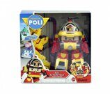 Трансформер Robocar Poli-Amber+Action Pack Super Fireman